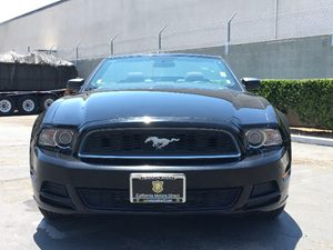 2014 Ford Mustang V6 Carfax 1-Owner - No AccidentsDamage Reported  Black See ourentire invent