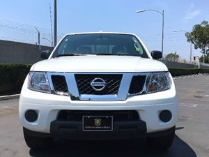 2016 Nissan Frontier SV Carfax 1-Owner  Glacier White  We are not responsible for typographica