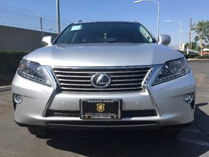 2015 Lexus RX 350  Carfax 1-Owner Audio  Auxiliary Audio Input Convenience  Back-Up Camera Co