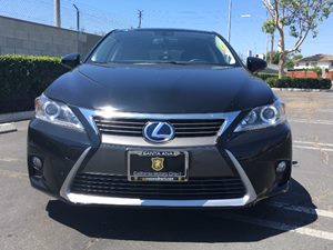 2015 Lexus CT 200h Base Carfax Report  Black See ourentire inventory at wwwOCMOTORSDIRECT1co