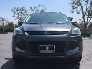2015 Ford Escape Titanium  Gray See ourentire inventory at wwwOCMOTORSDIRECT1com or CALL TODA