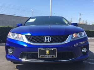 2013 Honda Accord Cpe EX-L Carfax Report - No AccidentsDamage Reported  Blue  We are not resp