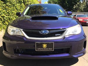 2014 Subaru Impreza Sedan WRX WRX Air Conditioning AC Audio AmFm Stereo Convenience Cruise