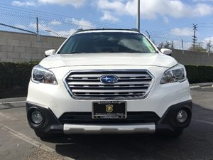 2015 Subaru Outback 36R Limited Carfax 1-Owner  Crystal White Pearl  We are not responsible f