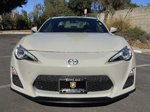2016 Scion FR-S Release Series 20 Carfax 1-Owner - No AccidentsDamage Reported  Beige  We ar