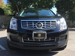 2014 Cadillac SRX Luxury Collection Carfax Report - No AccidentsDamage Reported  Black  We ar