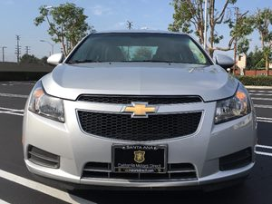 2014 Chevrolet Cruze 1LT Auto Carfax 1-Owner - No AccidentsDamage Reported  Silver  We are no