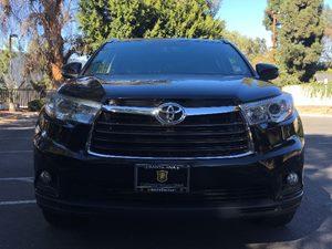 2015 Toyota Highlander XLE  Attitude Black Metallic See ourentire inventory at wwwOCMOTORSDIRE