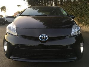 2014 Toyota Prius Two Carfax 1-Owner  Black  We are not responsible for typographical errors