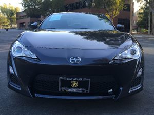 2015 Scion FR-S Base Carfax 1-Owner - No AccidentsDamage Reported  Gray  We are not responsib