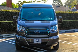 2016 Ford Transit Wagon 150 XLT Engine 35L Ecoboost V6 Caribou Metallic You are looking at a