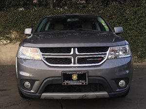 2013 Dodge Journey SXT Carfax Report 36L Vvt V6 24-Valve Engine Gray  We are not responsible