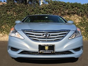 2013 Hyundai Sonata GLS Carfax Report - No AccidentsDamage Reported  Silver  We are not respo