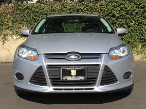 2014 Ford Focus SE Carfax 1-Owner  Ingot Silver Metallic  We are not responsible for typograph