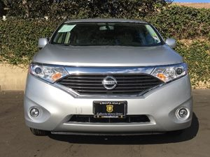 2017 Nissan Quest SV Carfax 1-Owner - No AccidentsDamage Reported  Brilliant Silver  We are n