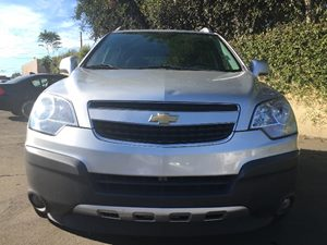 2013 Chevrolet Captiva Sport Fleet LS Carfax Report  Silver  We are not responsible for typogr