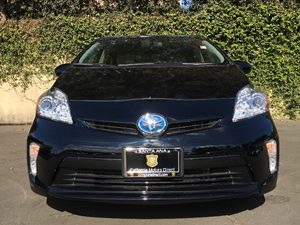 2014 Toyota Prius Two Carfax 1-Owner - No AccidentsDamage Reported  Black  We are not respons