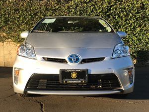 2015 Toyota Prius Two  Classic Silver Metallic  We are not responsible for typographical errors