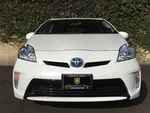 2015 Toyota Prius Two  Super White  We are not responsible for typographical errors All prices