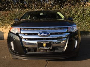 2014 Ford Edge Limited Carfax 1-Owner - No AccidentsDamage Reported  Tuxedo Black Metallic  W