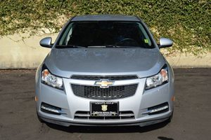 2014 Chevrolet Cruze 1LT Auto Carfax Report - No AccidentsDamage Reported  Silver  We are not