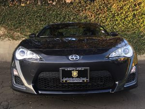 2016 Scion FR-S Base Carfax 1-Owner - No AccidentsDamage Reported  Black  We are not responsi