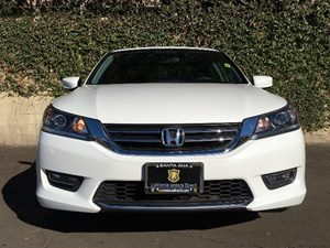 2015 Honda Accord Sedan Sport Carfax 1-Owner  White Orchid Pearl  We are not responsible for t