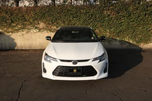 2015 Scion tC Base Carfax 1-Owner - No AccidentsDamage Reported  White  We are not responsibl