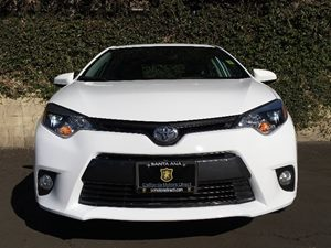 2016 Toyota Corolla LE Plus  Super White All advertised prices exclude government fees and taxe