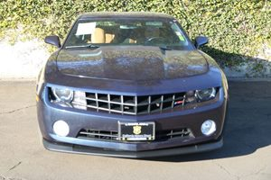 2013 Chevrolet Camaro LT Transmission 6-Speed Automatic Blue  We are not responsible for typog