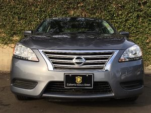 2015 Nissan Sentra SV Carfax Report - No AccidentsDamage Reported  Brilliant Silver  We are n
