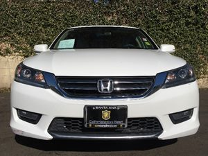 2015 Honda Accord Sedan EX Carfax 1-Owner  White Orchid Pearl  We are not responsible for typo