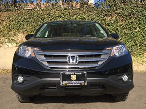 2014 Honda CR-V EX Carfax 1-Owner - No AccidentsDamage Reported  Crystal Black Pearl  We are