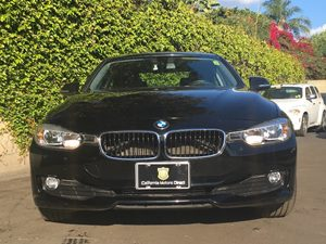 2014 BMW 3 Series 320i  Black All advertised prices exclude government fees and taxes any fina