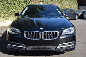 2014 BMW 5 Series 528i  Black All advertised prices exclude government fees and taxes any fina