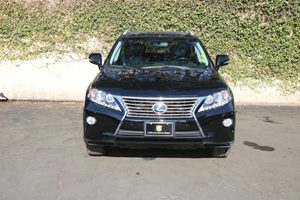 2014 Lexus RX 350 Base Carfax 1-Owner - No AccidentsDamage Reported  Stargazer Black