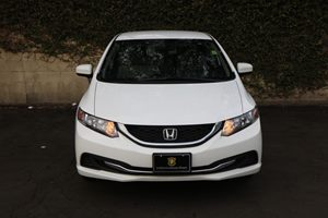 2015 Honda Civic Sedan LX Carfax 1-Owner  Taffeta White          17047 Per Month - On Approv