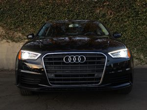 2015 Audi A3 18T Premium Carfax 1-Owner - No AccidentsDamage Reported  Black          2484