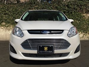 2013 Ford C-Max Hybrid SE Carfax 1-Owner - No AccidentsDamage Reported  White  We are not res