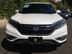 2016 Honda CR-V EX Carfax 1-Owner  White Diamond Pearl  We are not responsible for typographic