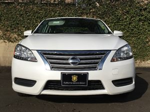 2014 Nissan Sentra S  Aspen White  We are not responsible for typographical errors All prices