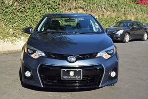2015 Toyota Corolla S Plus Carfax 1-Owner - No AccidentsDamage Reported  Gray  We are not res