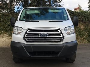 2016 Ford Transit Cargo Van 250 Carfax 1-Owner - No AccidentsDamage Reported  Oxford White  W