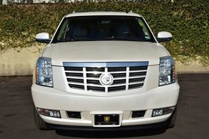 2009 Cadillac Escalade Hybrid Base Carfax 1-Owner - No AccidentsDamage Reported  White Diamond