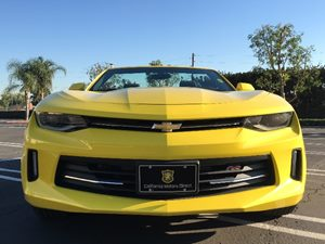 2017 Chevrolet Camaro 1LT Engine 36L V6 Di Vvt Bright Yellow All advertised prices exclude