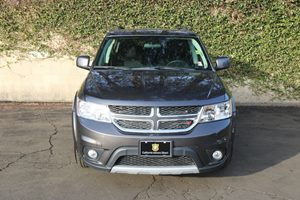 2016 Dodge Journey SXT Carfax Report - No AccidentsDamage Reported  Pitch Black Clearcoat  We