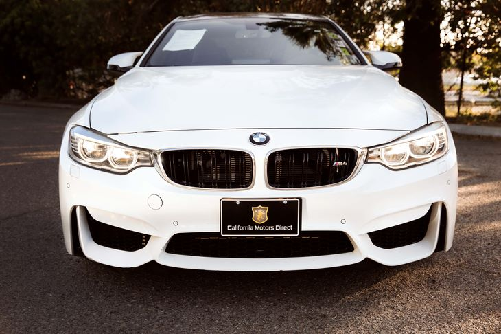 2015 BMW M4 Base  White All advertised prices exclude government fees and taxes any finance ch