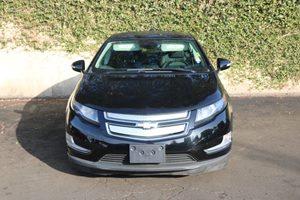 2015 Chevrolet Volt Premium Carfax 1-Owner - No AccidentsDamage Reported  Black          215