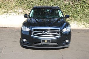 2014 INFINITI QX60 PREMIUM Carfax 1-Owner - No AccidentsDamage Reported  Black Obsidian