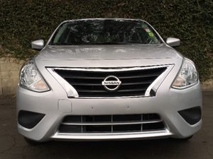 2016 Nissan Versa 16 S Carfax 1-Owner - No AccidentsDamage Reported  Brilliant Silver  We ar